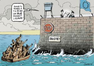 chappatte mur en europe